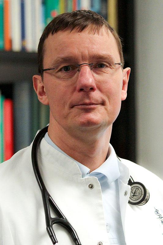 Dr. med. Matthias Wenck